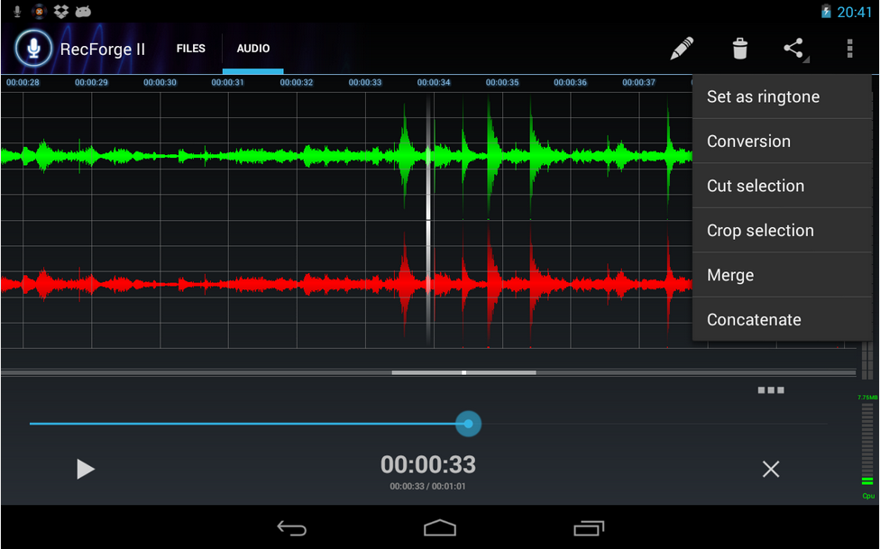 recorder google play store